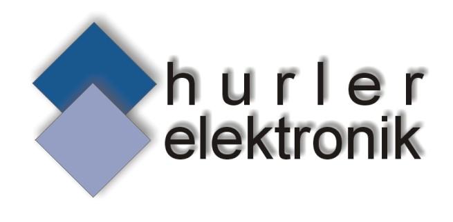 hurler elektronik GmbH Logo